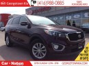 Used 2016 Kia Sorento 2.0L LX+ | TURBO | HEATED SEATS | BLUETOOTH | for sale in Georgetown, ON