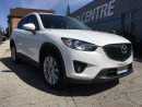 Used 2015 Mazda CX-5 GT - LEATHER SEATING & SUNROOF ONE OWNER!!! for sale in North York, ON