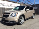 Used 2012 Chevrolet Orlando 2LT for sale in Stittsville, ON