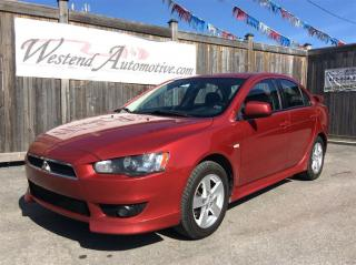 Used 2009 Mitsubishi Lancer SE for sale in Stittsville, ON