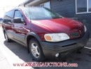 Used 2003 Pontiac Montana 4D EXT WAGON for sale in Calgary, AB