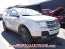 Used 2007 Lincoln MKX  4D UTILITY 2WD for sale in Calgary, AB