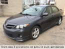 Used 2013 Toyota Corolla S / SPORT | ALLOYS | SPOILER | FOG LIGHTS for sale in Kitchener, ON