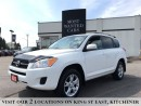 Used 2012 Toyota RAV4 AWD | SUNROOF | BLUETOOTH for sale in Kitchener, ON