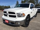 Used 2016 Dodge Ram 1500 Outdoorsman - Heated Seats & Steering for sale in Norwood, ON