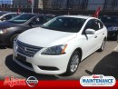 Used 2015 Nissan Sentra 1.8 SV*Accident Free*Alloys for sale in Ajax, ON