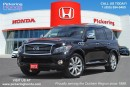 Used 2012 Infiniti QX56 RUNNING BOARDS | LEATHER | NAVI for sale in Pickering, ON