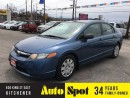 Used 2008 Honda Civic DX/1 OWNER/ PRICED FOR A QUICK SALE! for sale in Kitchener, ON