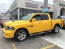 Used 2016 Dodge Ram 1500 Yellow Stinger Sport. for sale in Burlington, ON