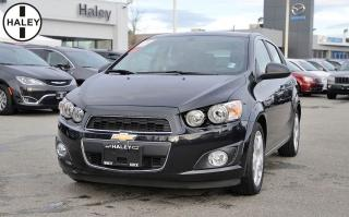 Used 2016 Chevrolet Sonic LT Auto for sale in Surrey, BC