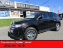 Used 2013 Ford Edge Limited   NAV! MOONROOF! CAM! HEATED LEATHER! for sale in St Catharines, ON