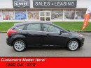 Used 2013 Ford Focus Titanium   - Leather Seats - Low Mileage for sale in St Catharines, ON