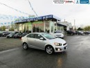 Used 2014 Chevrolet Sonic LT*** payments from $63 bi weekly oac*** for sale in Surrey, BC