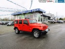 Used 2015 Jeep Wrangler UNLIMITED SAHARA NAVI*** payments from $199 bi wee for sale in Surrey, BC