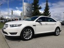 Used 2016 Ford Taurus LIMITED for sale in Surrey, BC
