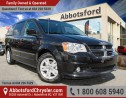 Used 2016 Dodge Grand Caravan Crew Power Sliding Doors & Leather Interior! for sale in Abbotsford, BC