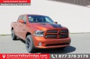 New 2017 Dodge Ram 1500 Sport NAV, GPS, BACK UP CAMERA, SUNROOF, TRAILER BRAKE CONTROL for sale in Courtenay, BC