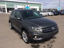 Used 2015 Volkswagen Tiguan Highline for sale in Calgary, AB