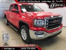New 2017 GMC Sierra 1500 SLE-Heated 40/20/40 Split bench Seat, Remote Start for sale in Lethbridge, AB