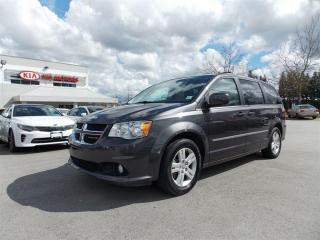 Used 2016 Dodge Grand Caravan Crew for sale in Quesnel, BC