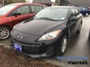 Used 2013 Mazda MAZDA3 GS WITH MOONROOF for sale in Burnaby, BC