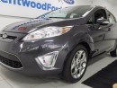 Used 2013 Ford Fiesta Titanium!!! Heated seats! sunroof! customizable floor glow too for sale in Edmonton, AB