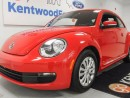 Used 2016 Volkswagen Beetle THE BEETLE!! Coupe! HEATED SEATS!!! In a spectacular vibrant red for sale in Edmonton, AB