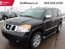 Used 2013 Nissan Armada Platinum for sale in Edmonton, AB