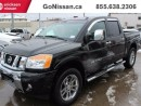 Used 2015 Nissan Titan SL, NAV, CREW CAB, Tow Hitch, Leather SEats for sale in Edmonton, AB