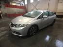 Used 2014 Honda Civic EX for sale in Brampton, ON