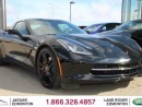 Used 2015 Chevrolet Corvette Stingray Z51 - Local One Owner Trade In | No Accidents | 3M Protection Applied | Heads Up Display | Rare 7 Speed Manual | Heated/Cooled Seats | Climate Control with AC | BOSE Audio | Bluetooth | Memory Seat | Navigation | Back Up Camera | Motion Sensors | for sale in Edmonton, AB