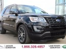 Used 2017 Ford Explorer Sport - Local One Owner Trade In | No Accidents | Navigation | Back Up Camera | Parking Sensors | Blind Spot Monitor | Pre-Collision Warning | Adaptive Cruise Control | Power Sunroof | Power folding 3rd row Seats | Seats 6 | Power Liftgate | Factory Remot for sale in Edmonton, AB