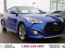 Used 2014 Hyundai Veloster Turbo - Local One Owner Trade In | No Accidents | 3M Protection Applied | 2 Sets of Rims and Tires Included | Navigation | Back Up Camera | Parking Sensors | Panoramic Sunroof | Heated Leather Sport Seats | Heated Steering Wheel | Bluetooth | Climate Cont for sale in Edmonton, AB