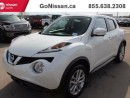 Used 2016 Nissan Juke SL 4dr All-wheel Drive for sale in Edmonton, AB