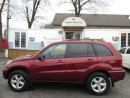 Used 2005 Toyota RAV4 CHILI EDITION. AUTOMATIC,AWD for sale in Scarborough, ON