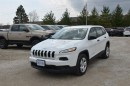 Used 2016 Jeep Cherokee Sport - Touch Screen  Bluetooth  Back Up Cam for sale in London, ON
