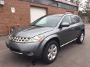 Used 2007 Nissan Murano SL AWD BACK UP CAMERA for sale in Newmarket, ON