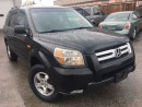 Used 2006 Honda Pilot EX-L w/Navi_Backup Camera_8 Passengers for sale in Oakville, ON
