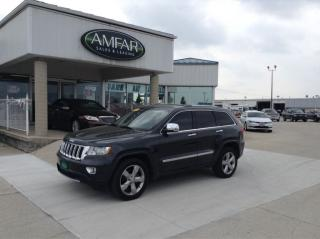 Used 2011 Jeep Grand Cherokee Overland / LOADED / NO PAYMENTS FOR 6 MONTHS !!! for sale in Tilbury, ON