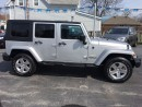Used 2009 Jeep Wrangler Sahara Unlimited 4X4 for sale in Dunnville, ON