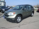 Used 2007 Honda CR-V LX for sale in Hamilton, ON