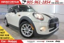 Used 2016 MINI Cooper PRE-CONSTRUCTION SALE| COOPER| SUNROOF & MORE for sale in Mississauga, ON