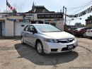 Used 2009 Honda Civic DX-G LOW KMS!! ((CERTIFIED)) for sale in Hamilton, ON