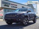 Used 2016 Jeep Cherokee TRAILHAWK-NAVIGATION-LOW KMS!!! for sale in Markham, ON