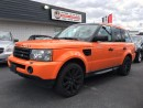 Used 2006 Land Rover Range Rover Sport Supercharged -  Coquitlam Location - 604-298-6161 for sale in Langley, BC