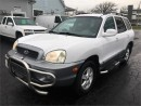 Used 2002 Hyundai Santa Fe for sale in Hamilton, ON