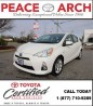 Used 2014 Toyota Prius c Technology-SUNROOF/LEATHER/HEATSEAT for sale in Surrey, BC