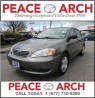 Used 2008 Toyota Corolla CDPLAYER/1.8L/FWD/ for sale in Surrey, BC