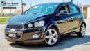 Used 2012 Chevrolet Sonic LT, ROOF, HATCH, ONE ONWNER.. for sale in Newmarket, ON