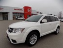 Used 2015 Dodge Journey SXT... LOW KM... REMOTE STARTER... NAV for sale in Milton, ON